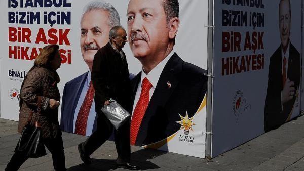 Ərdoğanın partiyası İstanbulda seçkilərin yenidən keçirilməsini istəyir