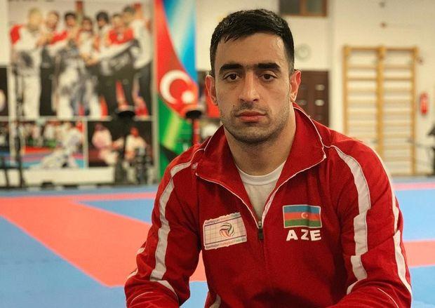 Azərbaycanlı karateçi Avstriyada final döyüşünə çıxacaq
