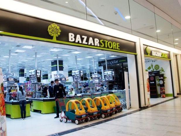 """Bazarstore""a silahlı basqın"