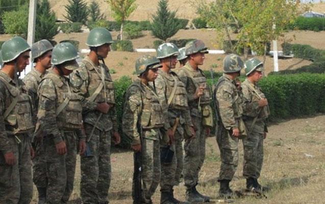 Ermənistan ordusunda kütləvi dava