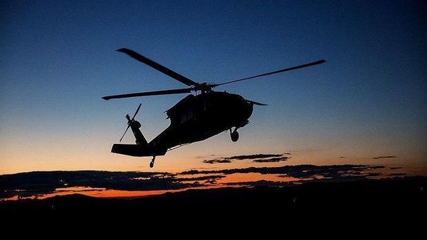 BƏƏ-də helikopter qəzaya uğradı, ekipaj öldü