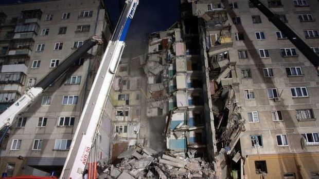 Rusiyada partlayış nəticəsində ölənlərin sayı 26-ya çatdı