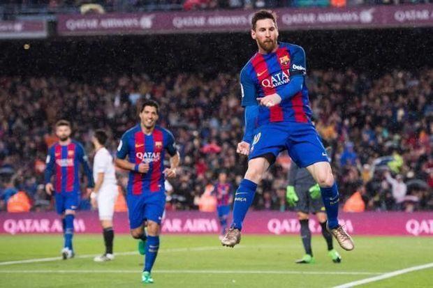 """Messinin het-triki """"Barselona""""ya səfərdə qələbə qazandırdı"""