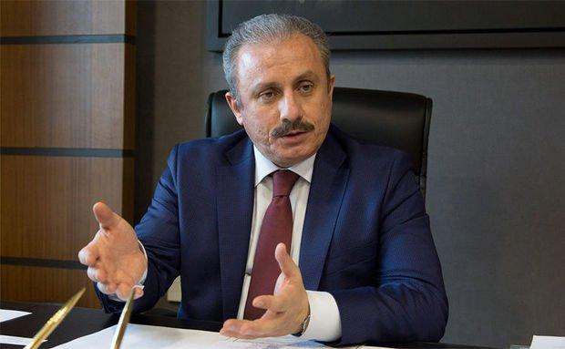 Türkiyə parlamentinin yeni sədri seçildi