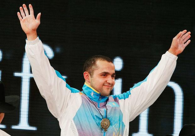 Azərbaycanlı atlet dünya çempionatında Qazaxıstana medal qazandırdı