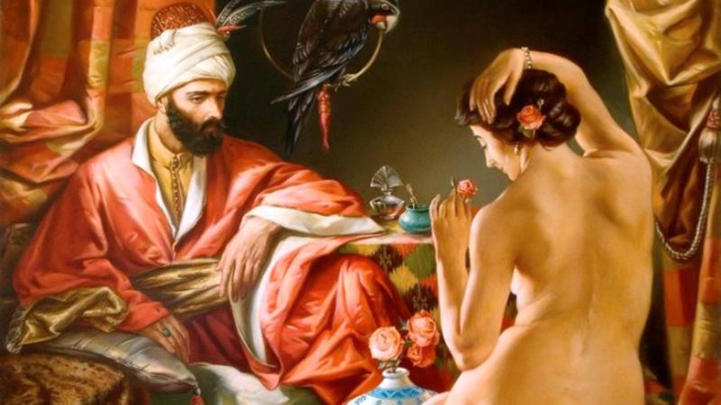 Osmanlı qadınlarının cinsi həyatı ilə bağlı ŞOK FAKTLAR - İnanmayacağınız 12 MƏQAM – FOTO