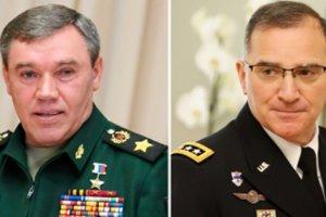 Rusiya və ABŞ generalları yenidən Bakıda