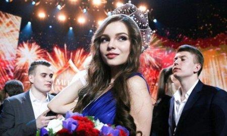 Rusiyanın ən gözəl qızı seçildi