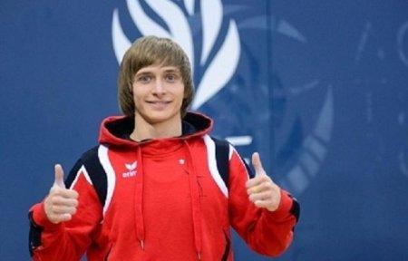 Gimnastımız Avropa Çempionatında qızıl medal qazanıb