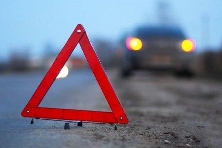Salyanda ağır yol qəzası: Polis baş leytenantı öldü