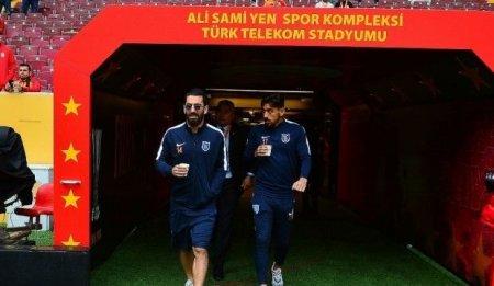 """""""Qalatasaray""""la oyuna çıxan Arda Turana - ETİRAZ"""