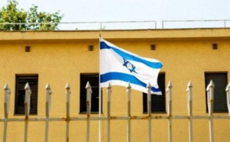 """Bakıdakı İsrail səfirliyində dialoq: """"Rədd ol! Bura İsraildir!.."""""""