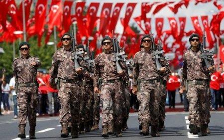 Türkiyə ordusu Gülənçilərdən təmizlənir