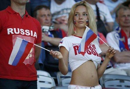 İngilis futbolçulara rus qızlarına yaxınlaşmaq qadağan olundu