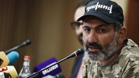 Ermənistan hökuməti Paşinyanla danışıqları dayandırdı
