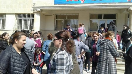 """DİN Bakı məktəbində zorlama iddiası haqda: """"Fakt deyilən formada təsdiqini tapmadı"""""""