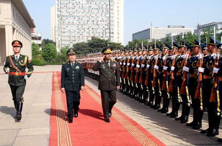 Azərbaycan və Çin hərbi müqavilə imzaladılar