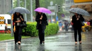 Sabah axşamdan hava dəyişəcək: şimşək, yağış, dolu...