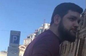 Kiyevdə deputatın çənəsini sındırmış çeçen Bakıda sərbəst buraxıldı