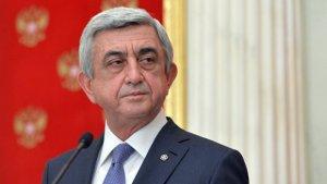 Serj Sarkisyanın bank hesabları həbs edilə bilər