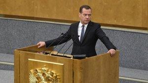 Dövlət Duması Dmitri Medvedevin namizədliyini təsdiqlədi
