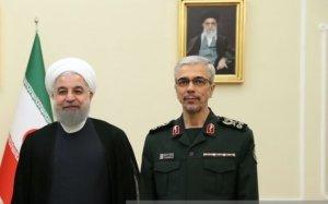 İran-İsrail hərbi qarşıdurması: prezident Ruhani ilə general Baqeri arasında münaqişə