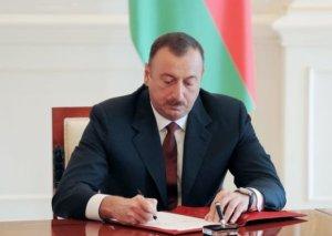 İlham Əliyev Bakıda yeni avtomobil yolunun tikintisinə 45 milyon ayırdı