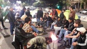 Yerevanda Paşinyana qarşı etirazlar başladı