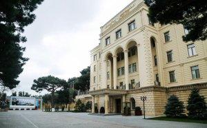 Azərbaycan Müdafiə Nazirliyi: Yerevanın açıqlaması məsuliyyətsiz və əsassızdır