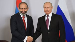 Paşinyan: Biz Putinlə Qarabağı müzakirə etdik