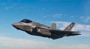 """Türkiyənin ilk """"F-35A"""" qırıcısı havaya qaldırıldı"""