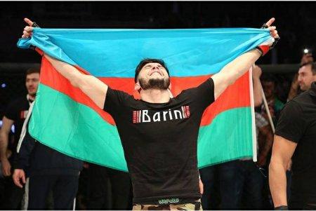 Dünyanın gözü Azərbaycanlı MMA ulduzu Tofiq Musayevdə