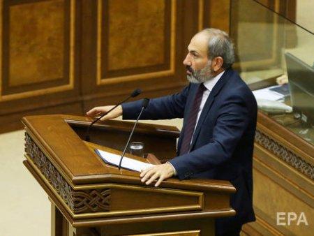 Nikol Paşinyan Ermənistanın baş naziri seçildi