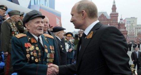 Putin veteranı cangüdənlərinin əlindən aldı