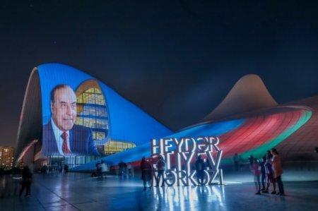 «Heydər Əliyev 95» kompozisiyası təqdim olundu