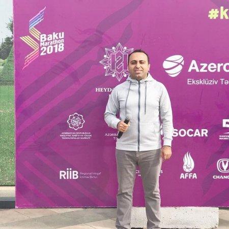 """""""Bakı Marafonu-2018""""ə start verilir"""