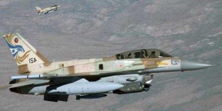 Son dəqiqə : İsrail hərbi təyyarələri Qəzzanı bombaladı