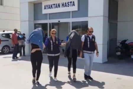 Azərbaycanlı qadınlar Quşadasında tutuldular