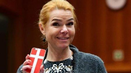 Danimarkada qalmaqal: nazir müsəlmanları qıcıqlandırdı