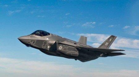 """Türkiyə """"F-35""""nin ilk uçuşu"""
