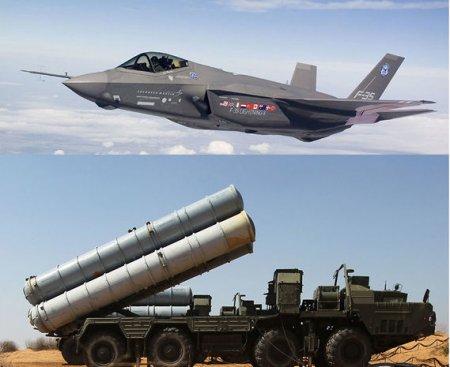 """""""F-35"""" Rusiyanın """"S-300""""nə qalib gəlib"""
