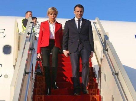 Fransa prezidenti Azərbaycana gələcək