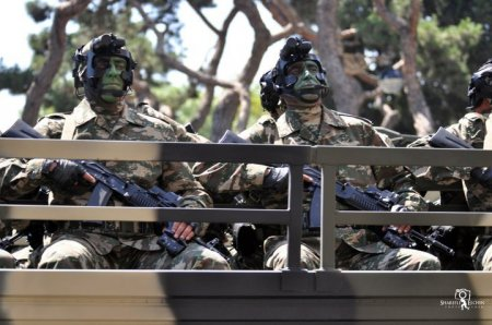 Azərbaycan Ordusunun Naxçıvan istiqamətində hücumu