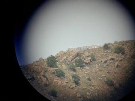 Ermənilər ordumuzun Naxçıvandakı yeni mövqelərinin fotolarını yaydı