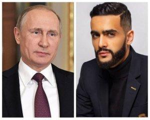 Putin azərbaycanlı bloqerin sualına cavab verdi