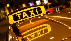 Mingəçevirdə taksi sürücüsü maşına ilişən kişini arxasınca sürüdü