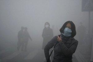 Çin havanı ən çox çirkləndirən ölkələr arasında liderdir