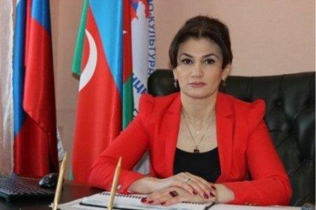 """""""Ermənilərlə azərbaycanlılar dostdur"""" - Mehriban Sadıqova"""