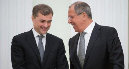 Lavrov və Surkov Azərbaycanla Ermənistan arasında sülhün əleyhinədir