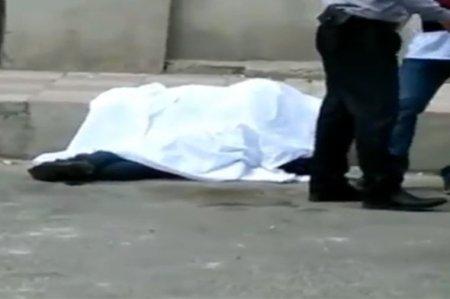 Ayağının kəsiləcəyini öyrəndi, intihar etdi - Sumqayıtda